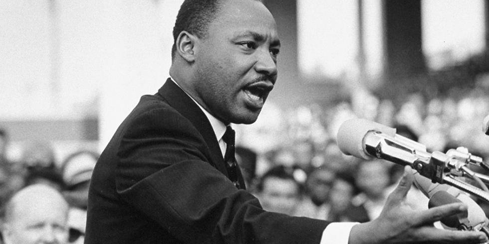 MLK Day •No School