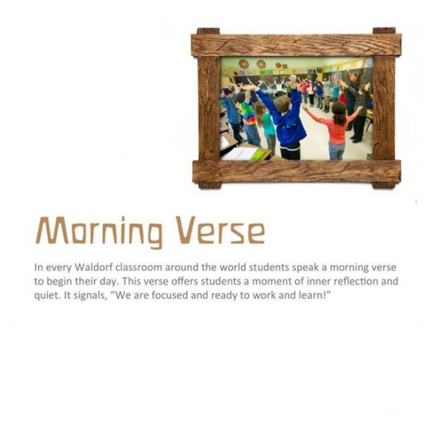 morning verse
