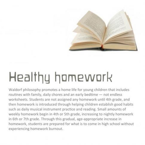 Healthy homework