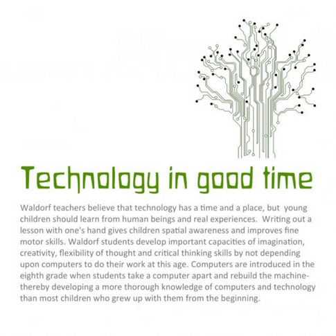 technology in good time