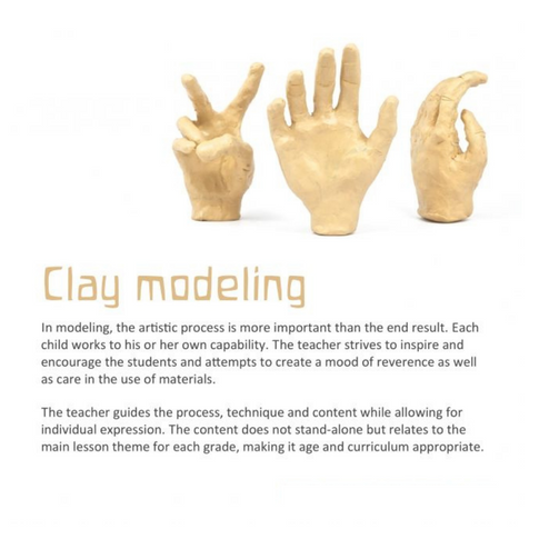 clay modeling