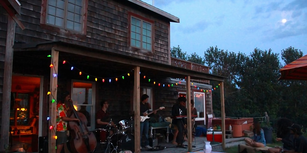 Summer Solstice Celebration with Live Jazz, Pot Luck & Fire