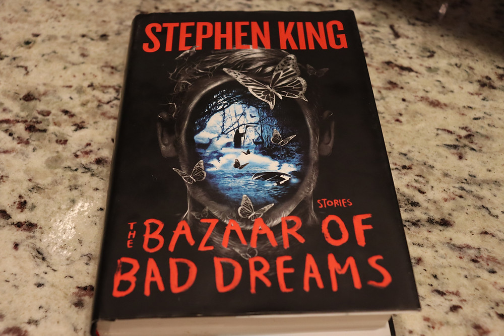 Stephen King The Bazaar of Bad Dreams cover