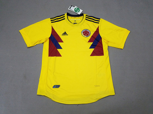 d59c33eee6d You are bidding on: Colombia World Cup edition 2018 shirt