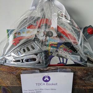 #1 TDCA Basket