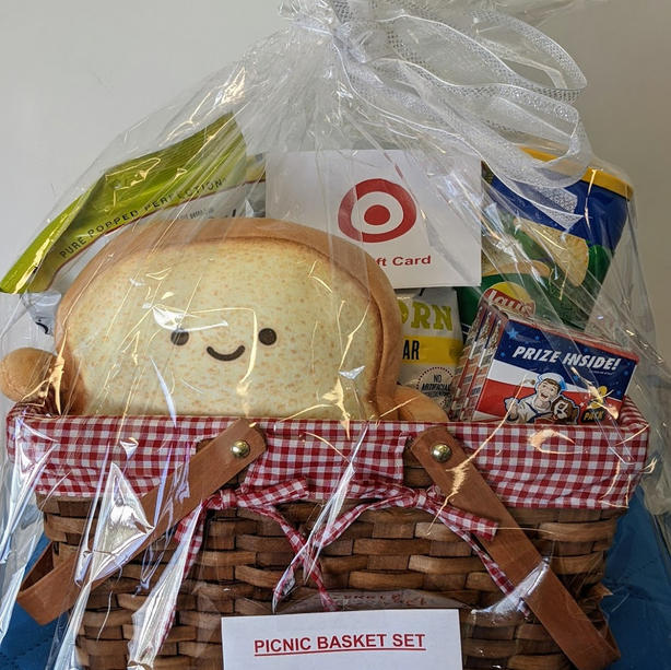 #11 Picnic Basket Set