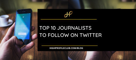 Top 10 Journalists To Follow On Twitter