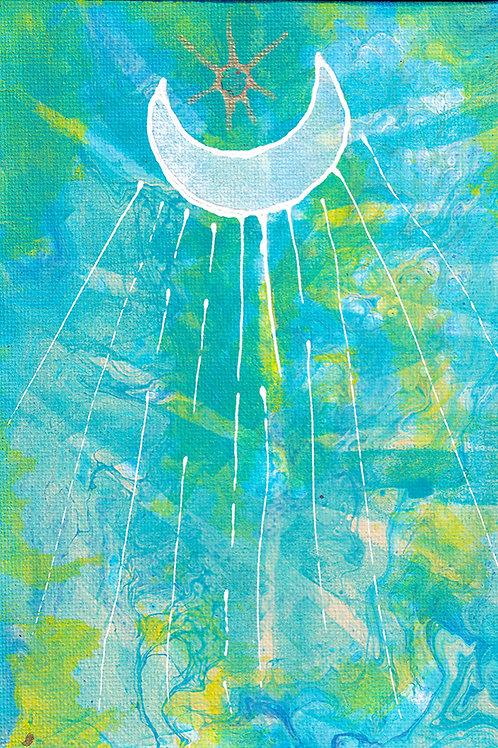 Morning Star - 8x10 Fine Art Giclee Print