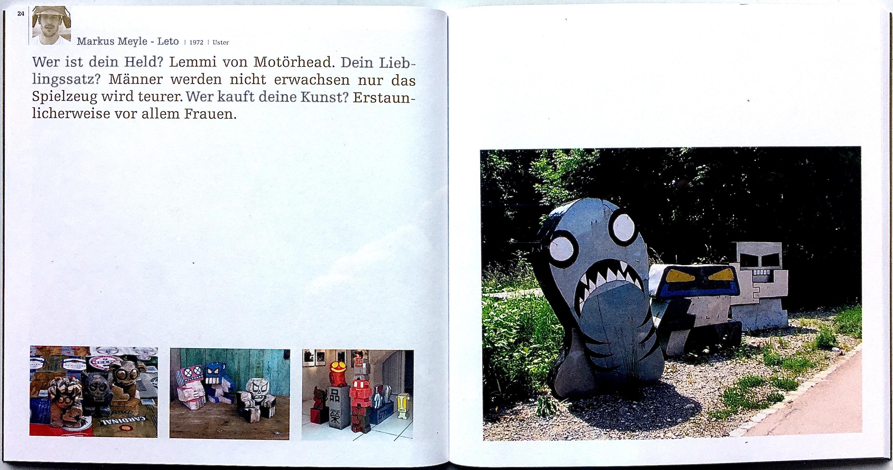 Ausstellungs Katalog Jungkunst 2006