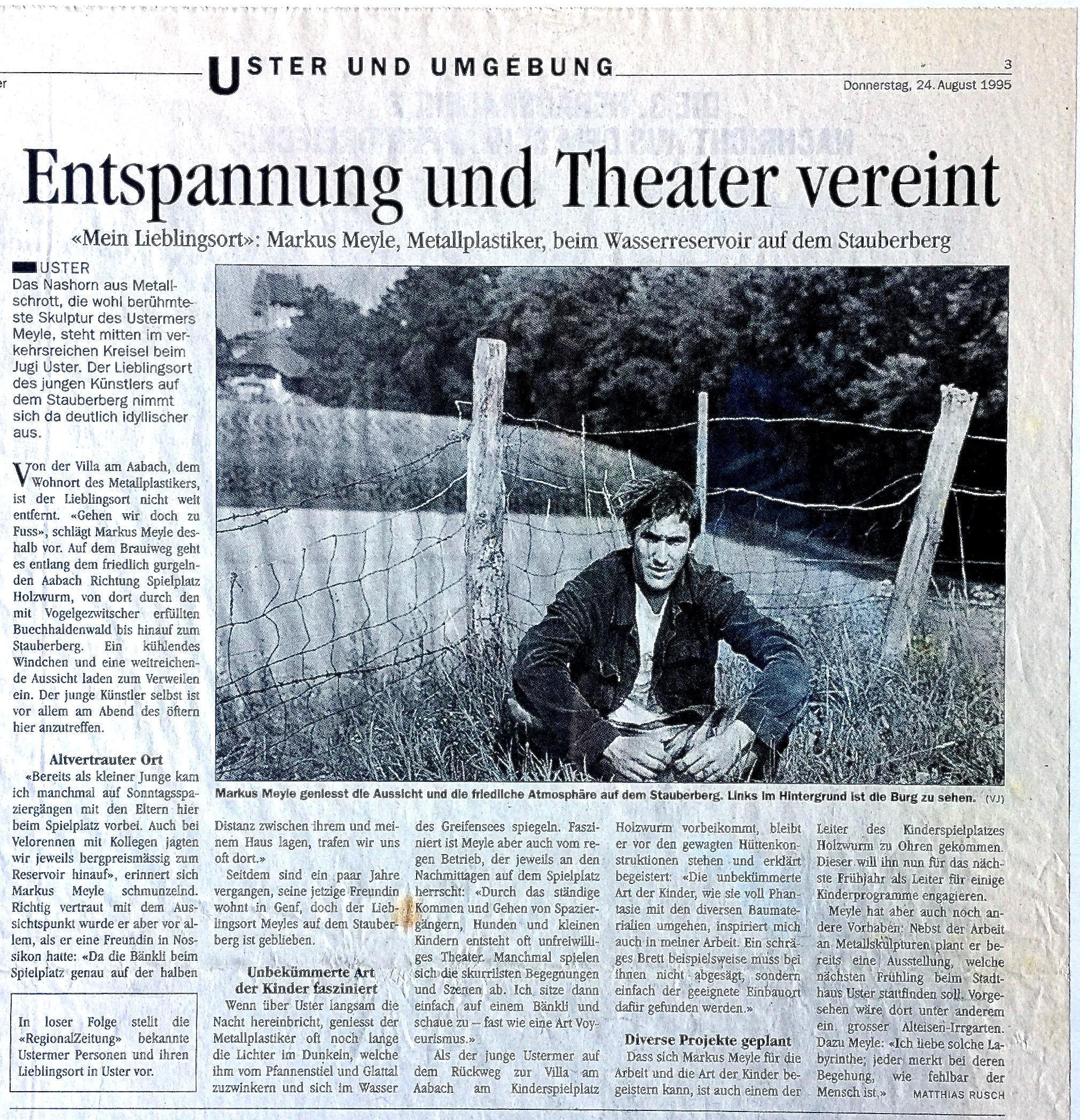 AVU Aug. 1995