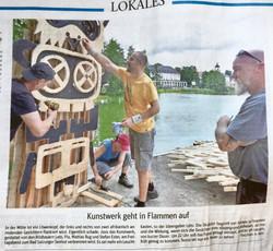 Thüringer Zeitung 2017