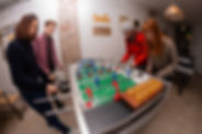 Queen Hostel - Table Soccer