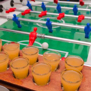 Foosball Tables.