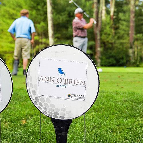 2018 Golf | Tee Sign Sponsor