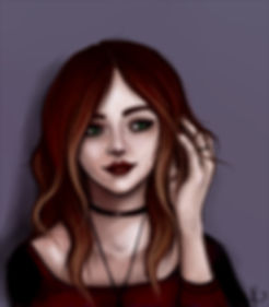 Dark fantasy fiction, The Nightmare's Truth characters, Eilyssa