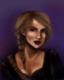 Dark fantasy fiction, The Nightmare's Truth characters, Harley, supernatural, hunter, vampire hunter