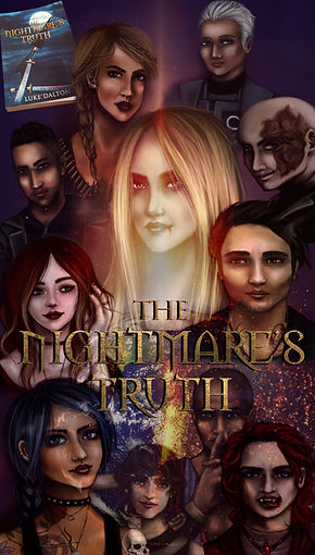 The Nightmare's Truth character poster