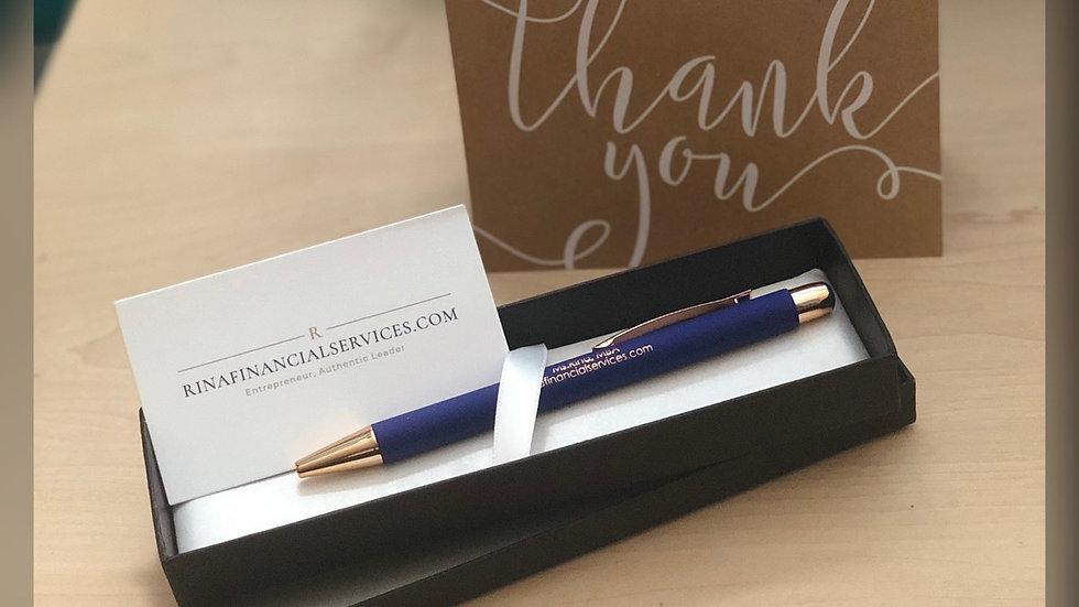 Ms.Rina, MBA Favorite Pens
