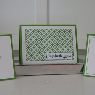 Preppy Personalized Notes