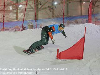 SnowWorld World Cup Bank Slalom