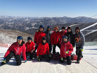 Paralympic Snowboard Squad