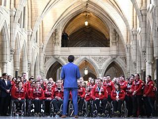 Team Canada Celebration  Had a fantastic time in Ottawa at the Team Canada Celebration for our Par