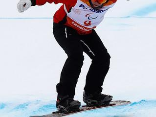 ParalympicBank Slalom 8th