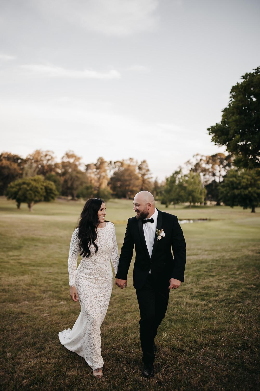Southern Highlands Romantic Spring Time wedding. Shot by Wedding & Elopement Photographer Matt Ashton Photography