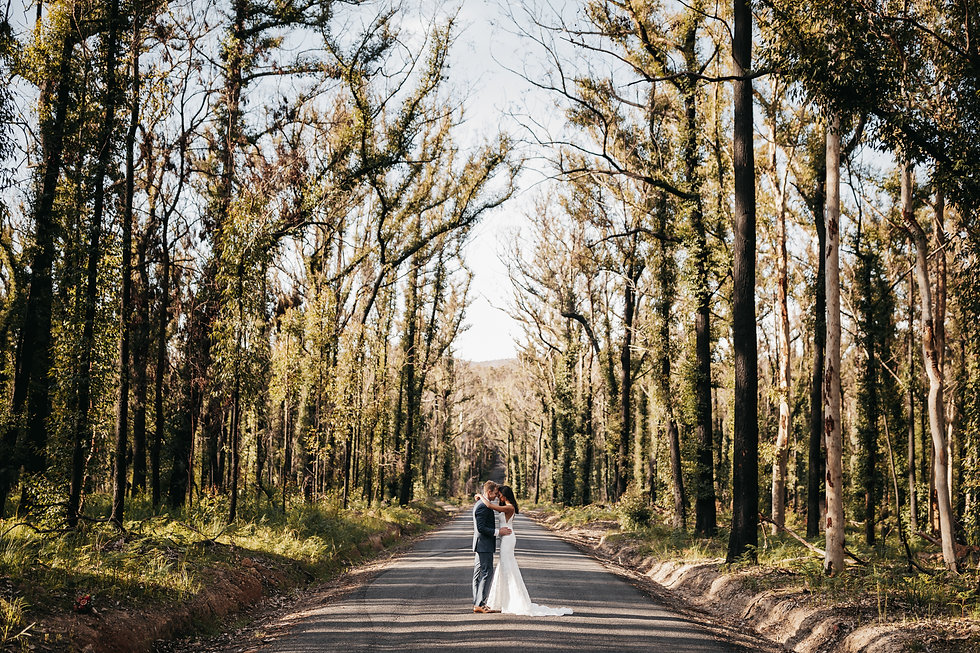 South Coast Elopement Durras Wedding Shot by Wedding & Elopement Photography Matt Ashton Photography