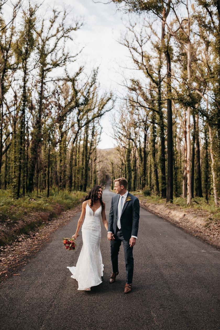 South Coast Elopement Shot by Matt Ashton Photography Wedding and Elopement Photographer