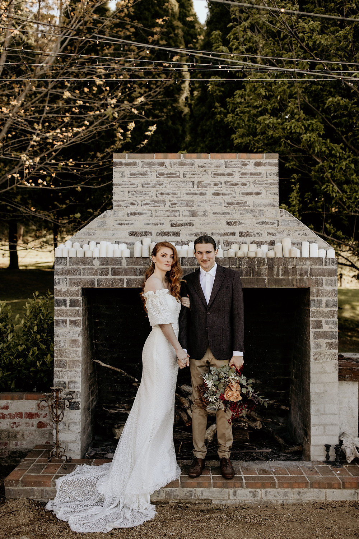 Warreen Homestead - South Coast & Wollongong Wedding Photographer Matt Ashton Photography