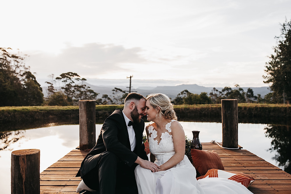 The Barn on the Ridge Wedding Elopement Shot by Matt Ashton Photography