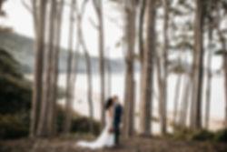 South Coast Elopement shot by wedding photographer Matt Ashton Photography Wedding and Elopement Photographer