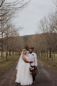 Simone & Michael's Kangaroo Valley Wedding