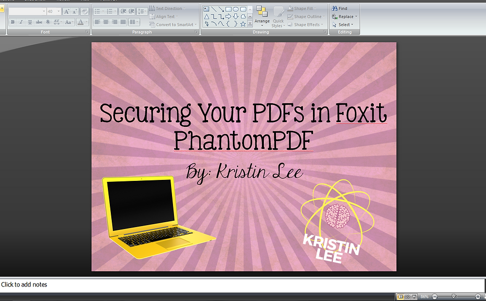 Image of PPT Document