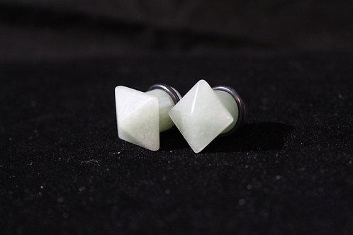 Jade Diamond Plugs