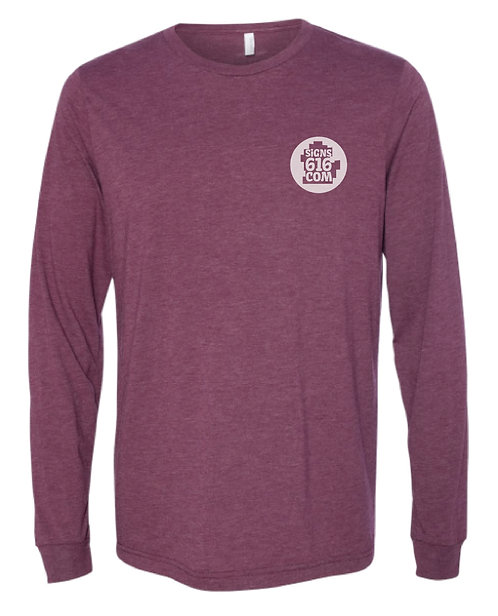 Red Signs616 Long Sleeve