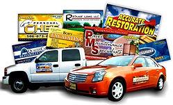 Car Magnets, Car Wraps