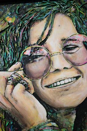 """Portrait """"Janis Joplin"""""""
