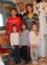 Leca Family - Moldova