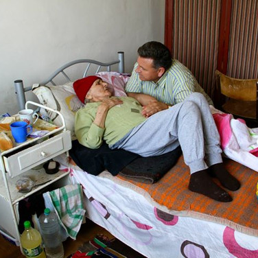 COMPASSION FOR THE FORGOTTEN ELDERLY