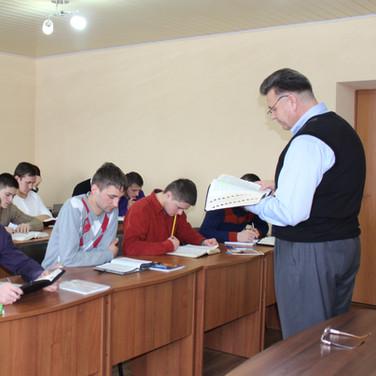 BIBLE SCHOOLS
