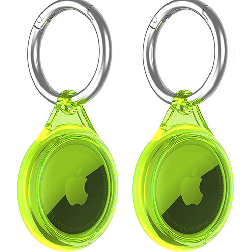 PopSmart Compatible with Apple AirTags Case Green