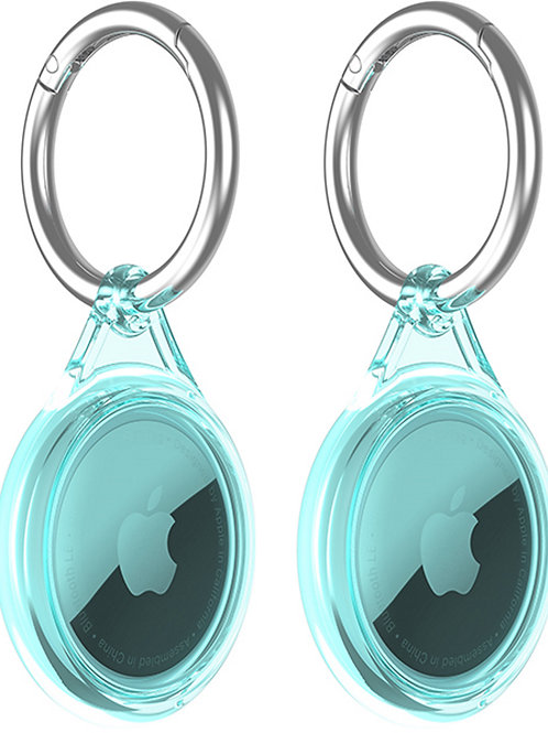 PopSmart Compatible with Apple AirTags Case Mint