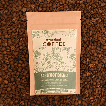 Barefoot Blend [Medium Roast, Ground Coffee]