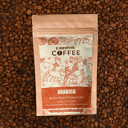 Arabica [Medium Roast, Ground Coffee]