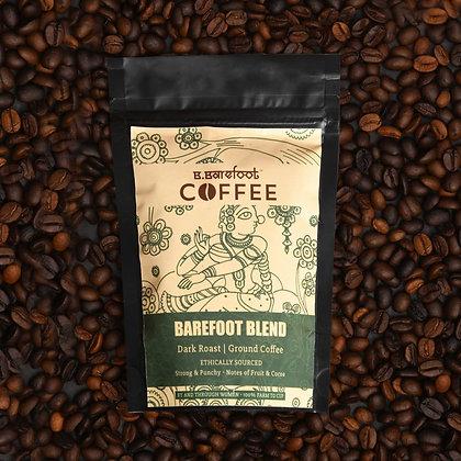 Barefoot Blend [Dark Roast, Ground Coffee]
