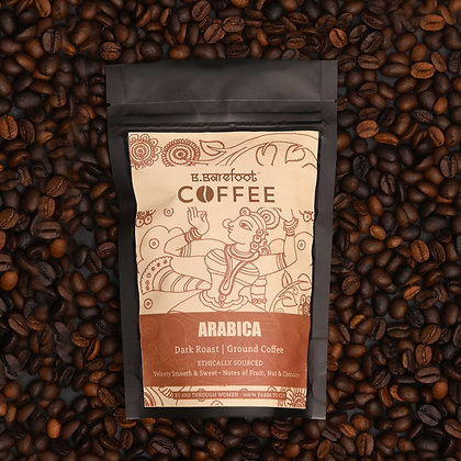 Arabica [Dark Roast, Ground Coffee]