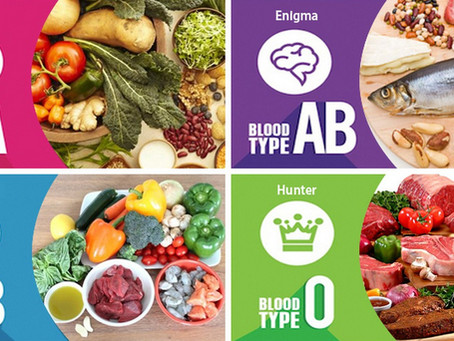 Blood Type Diet Synopsis