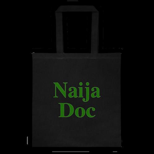 Naija Doc Tote Bag